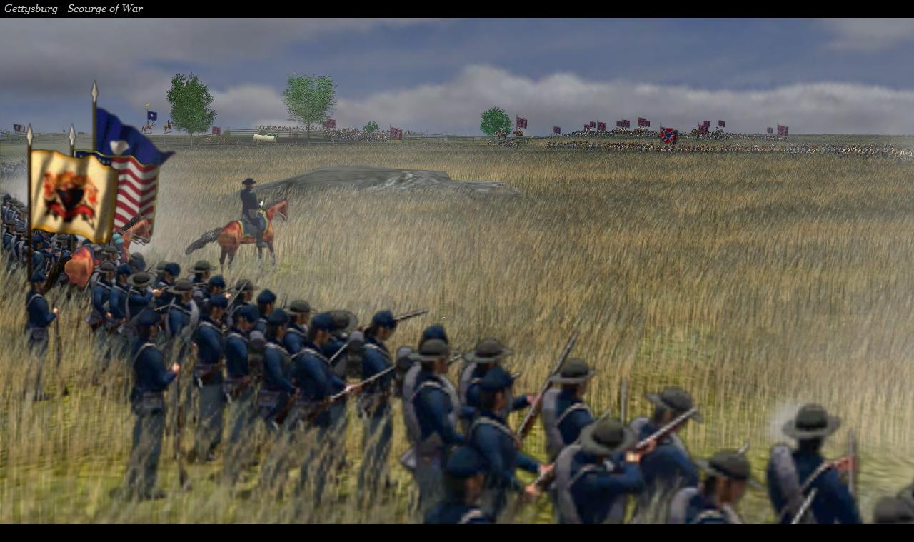 Scourge Of War Gettysburg Now On Sale Armchair General